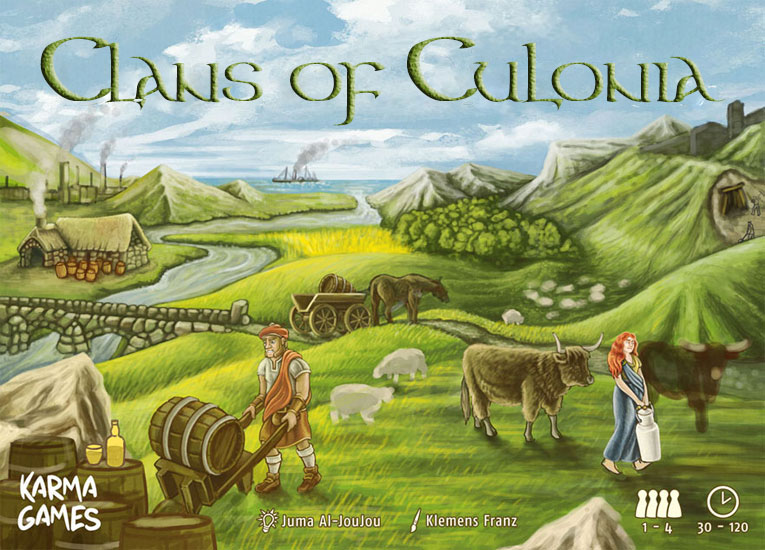 Clans of Culonia