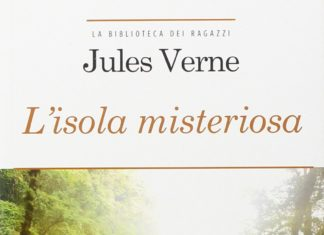 Jules Verne - L'isola misteriosa