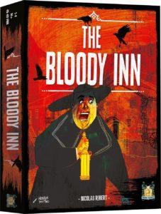 Copertina Bloody Inn